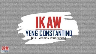 Ikaw lyrics yeng
