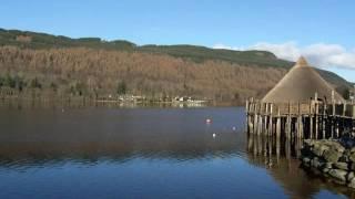 Loch Tay Highland Perthshire Scotland