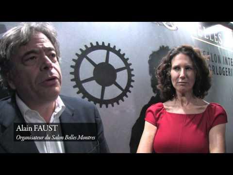 Salon Belles Montres par Alain et Catherine Faust