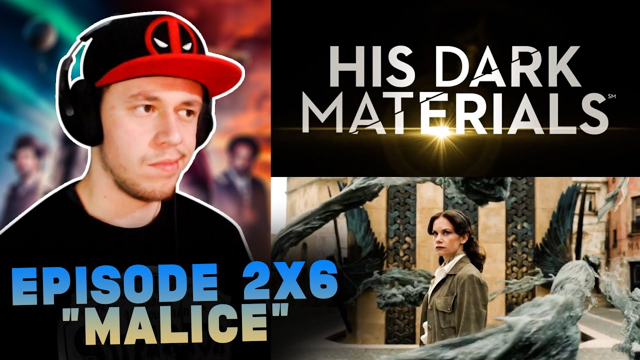 """Download HIS DARK MATERIALS 2x6 REACTION & REVIEW """"Malice"""""""