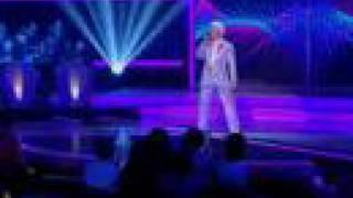 X Factor 4, ep 13, Rhydian (itv.com/xfactor)