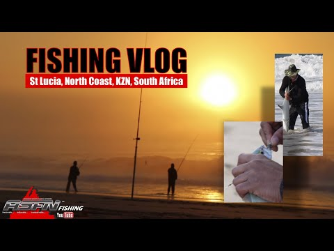 St Lucia, North Coast, KZN,   Will You Deliver? ASFN Fishing Vlog