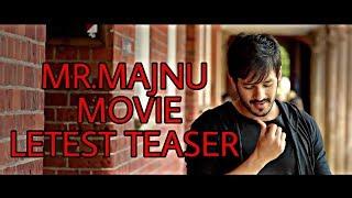 Mr.majnu movie official teaser|Akkineni Akil New Movie Mr.Majnu Teaser