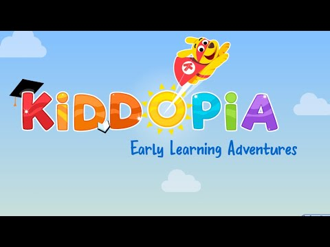 Kiddopia App -Fun Game- Early Learning Adventures-Pet Doctor -Fun Kids Game - ABC Animal Adventures