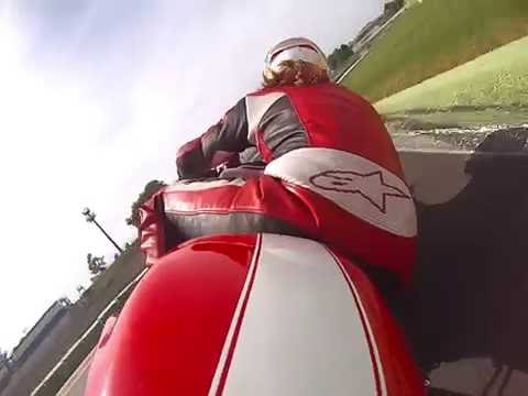 Vallelunga Turno esperti 28/5/2016 14:55 Ducati s2r 800