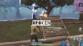 Broken - Fortnite Montage