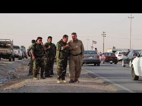 Residents, Peshmerga Flee Iraq's Kirkuk As Army Takes Control