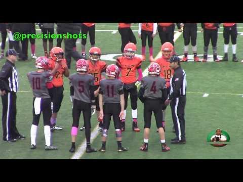 Federal Way Hawks 8 vs. Sumner Wolfpac Playoffs 2017