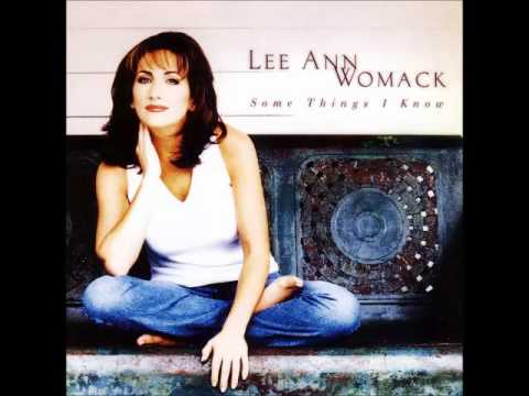 Lee Ann Womack -- A Little Past Little Rock