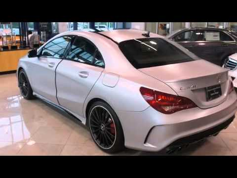 2014 mercedes benz cla45 amg lafayette la youtube for Mercedes benz lafayette la