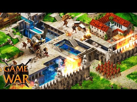 Game of War: Action Strategy Gameplay