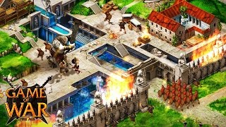Game of War: Action Strategy Gameplay thumbnail