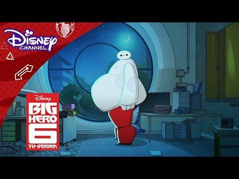Big Hero 6   Baymax bliver superhelt - Disney Channel Danmark
