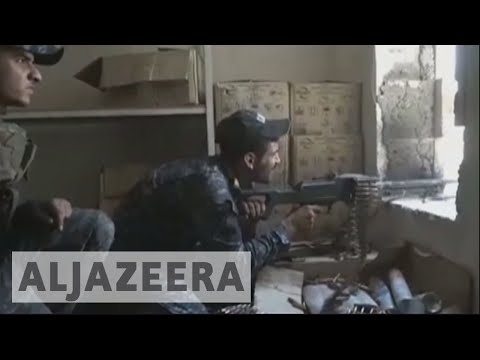 Iraqi forces close in on last ISIL fighters in Mosul