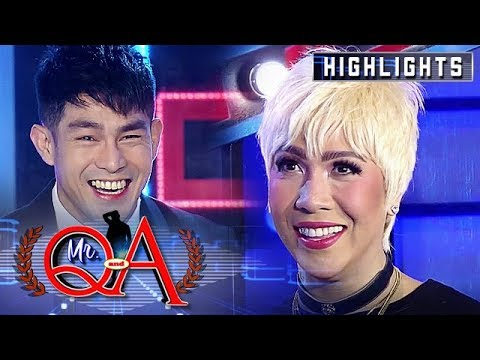 Ion promises Vice that he will not get jealous of Jhong | It's Showtime Mr. Q and A