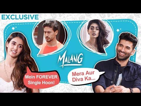 Disha Patani Aditya Roy Kapur On Their RELATIONSHIP Status, Anil Kapoor, Malang | EXCLUSIVE