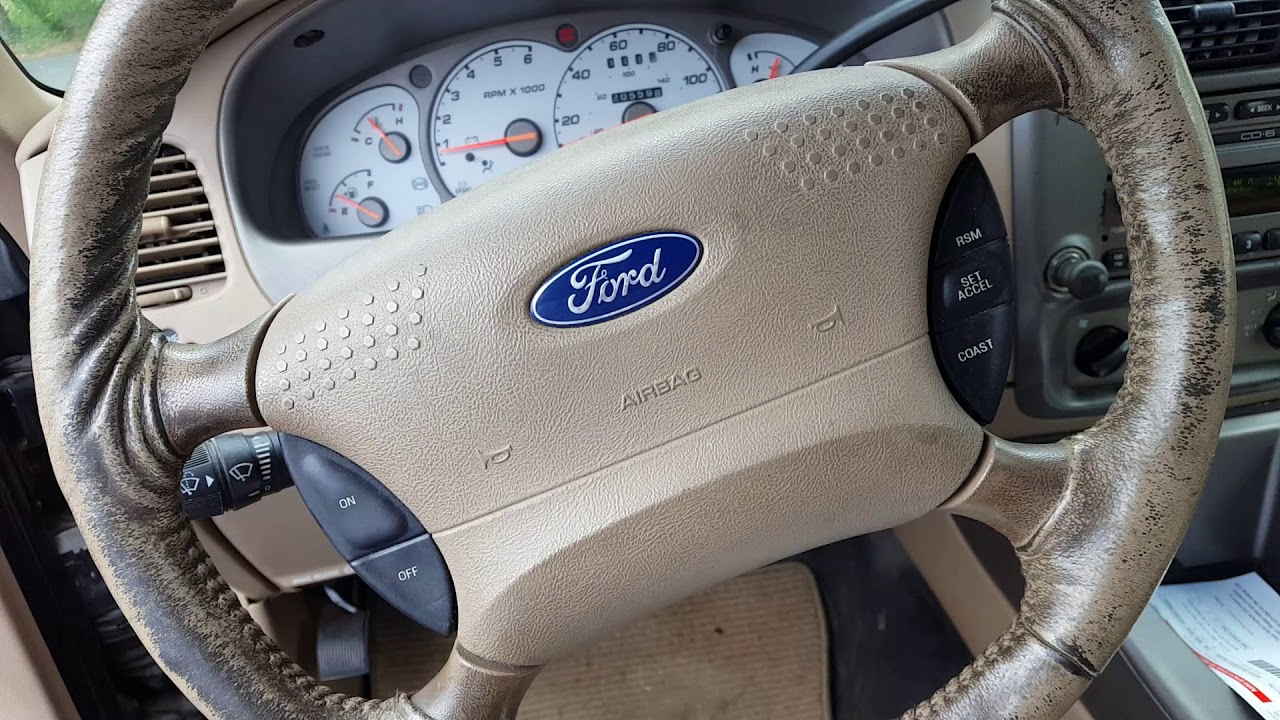 ford explorer sport trac cigarette lighter fuse [ 1280 x 720 Pixel ]