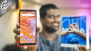 Nokia 3.1 Plus Unboxing & Hands On Review