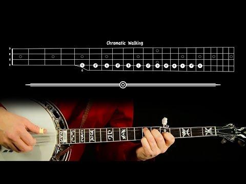 Backup Banjo - Lesson 2 - Vamping