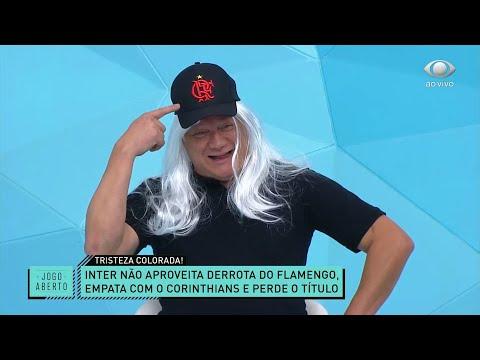 Download ZOEIRA TOMA CONTA DO JOGO ABERTO APÓS TÍTULO DO FLAMENGO | JOGO ABERTO