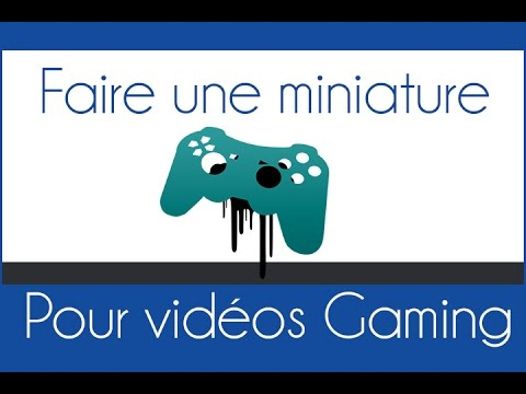 Faire une miniature gaming pour youtube gratuitement et - Se faire tatouer gratuitement ...