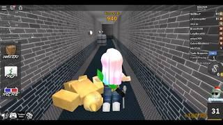 Roblox - O MURDER ME ATACOU (Murder Mystery 2)