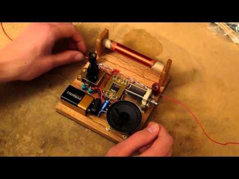 AM Radio using 555 timer IC
