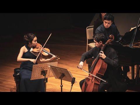 Shostakovich Piano Trio no.2 in E minor  【TRIO VENTUS  トリオ・ヴェントゥス 】北端祥人/廣瀬心香/鈴木皓矢