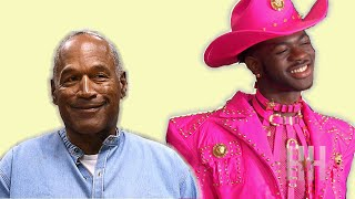 See Why OJ Simpson, Lil Nas X And Tiffany Haddish Made Our Daily Hype List!
