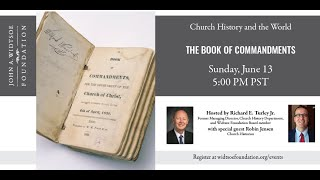 Church History and the World   The Book of Commandments