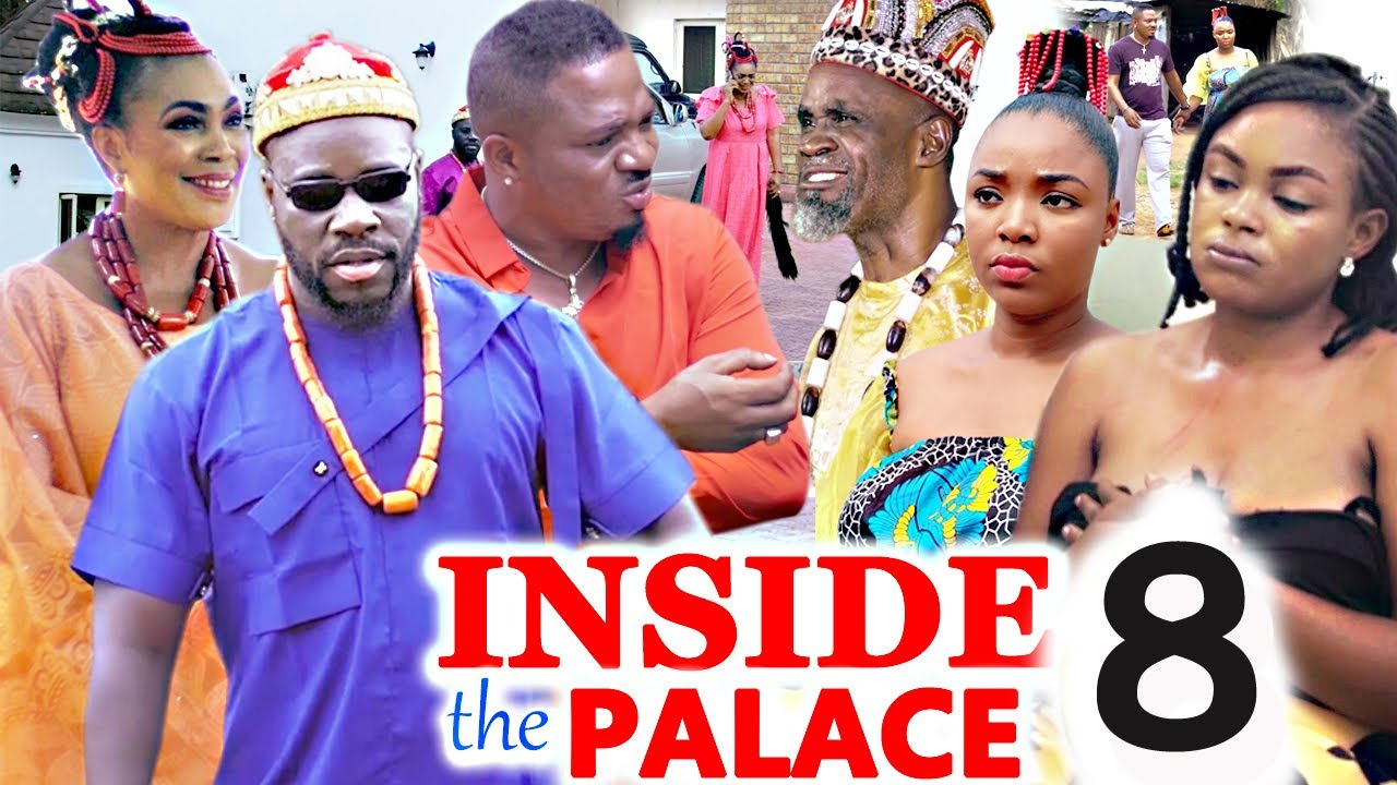 Download INSIDE THE PALACE SEASON 8 (New Movie) 2021 Latest Nigerian Nollywood Movie 720p