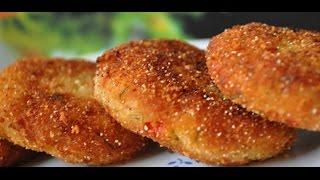 Картофельные «пальчики» с паниром