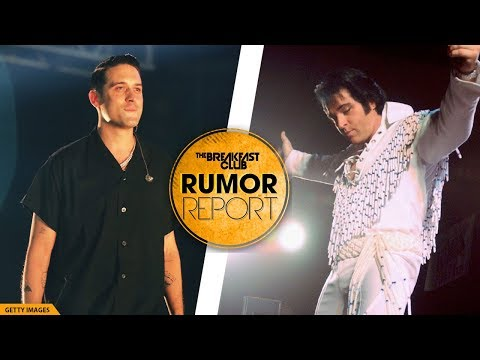 G-Eazy Badly Wants Elvis Presley Role, Kim Kardashian Is Renaming 'Kimono' Mp3