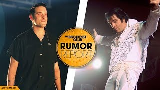 G-Eazy Badly Wants Elvis Presley Role, Kim Kardashian Is Renaming \'Kimono\'