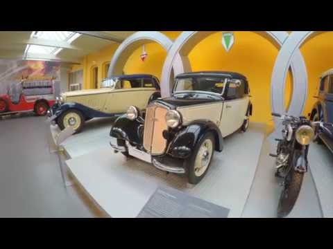 August Horch Museum - Oldtimer [UHD - 4K]