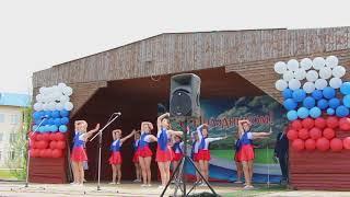 Скачать хореографический коллектив Вдохновение Яйский ЦДТ Флаг моего государства