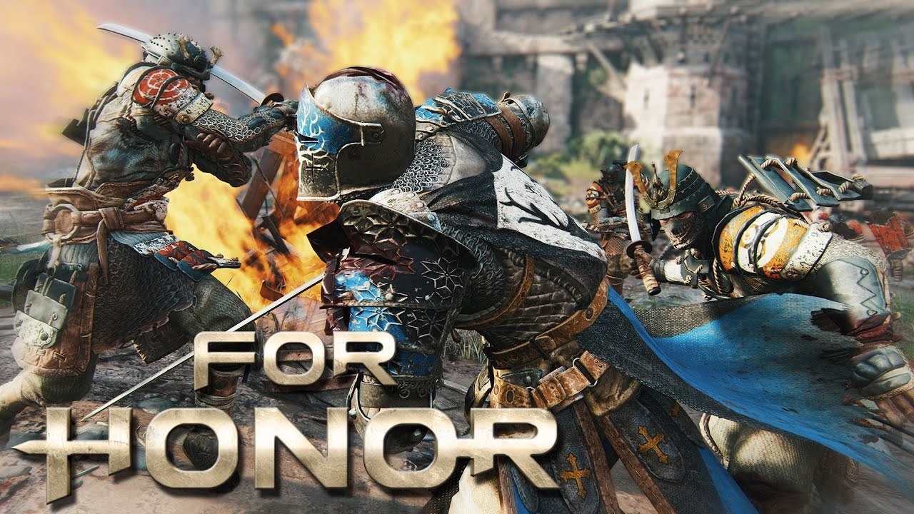 for honor gameplay deutsch