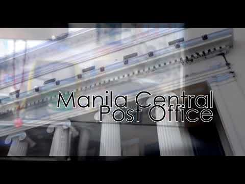 Manila Central Post Office | TIPQC | Arch. Dept.