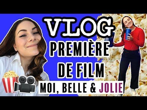 """VLOG : L'AVANT-PREMIÈRE DE """"MOI, BELLE & JOLIE"""" + DIMANCHE AVEC MON COPAIN!"""