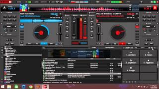como grabar música Virtual DJ 8