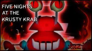 SIRI CASCUDO SATANICO - Five Nights at the Krusty Krab (Noite 1 e Quase Noite 2) #1
