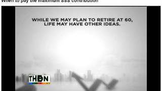SSS Monthly Pension Computation