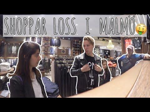 SHOPPAR LOSS I MALMÖ!!