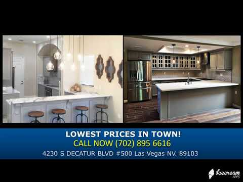 Kitchen Cabinet Discounters Of Las Vegas Youtube