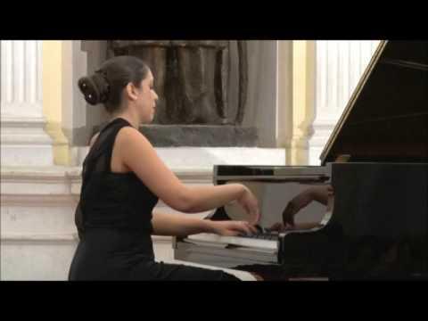 Liszt - Années de pèlerinage - Première année; Scriabin: Sonata op.23 no. 3 Jelena Milanovic Kostic