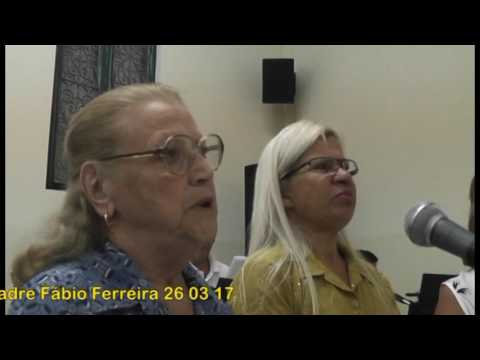 Missa presidida pelo Padre Fábio Ferreira 23 06 17