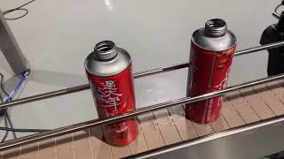 음료 캔 씰링 기계, …