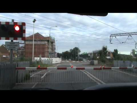 Great Blakenham Level Crossing