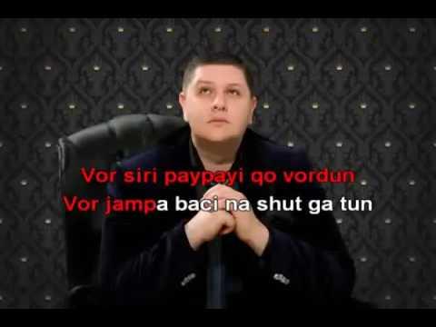 Armenchik - Mayrik Karaoke/Minus MGM Karaoke