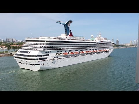 Carnival Cruise: Jamaica, Grand Cayman, and Mexico Vlog Part 1